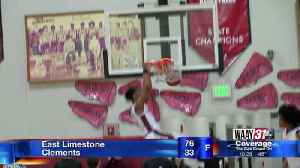 East Limestone handles business against Clements [Video]