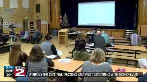 Worcester says no to tuitioning [Video]