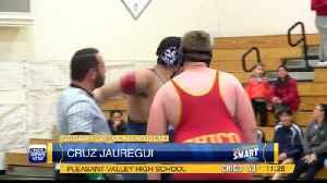 Subway Scholar-Athlete: Cruz Jauregui [Video]