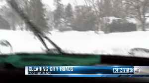 Snow plow drivers prep for snow [Video]