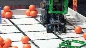 Robotics competition [Video]