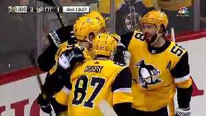 Penguins erase 3-0 hole, score four unanswered for win [Video]