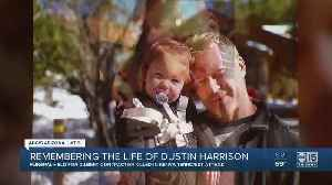 Remembering the life of Dustin Harrison [Video]