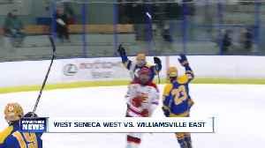 HS Hockey: West Seneca West vs. Williamsville East [Video]