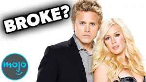 Top 10 Reality Stars Who Went Broke [Video]