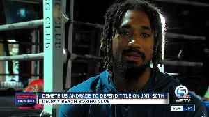 Demetrius Andrade to defend title against Luke Keeler on Jan. 30 [Video]
