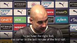 Pep Guardiola: We did everything we could to win [Video]
