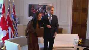 Plan Unveiled For Prince Harry, Meghan Markle To Give Up Royal Duties [Video]