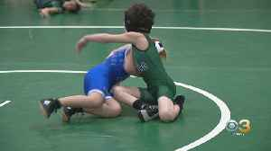 Youth Wrestlers Help Raise Money To Support Police Unity Tour In Gloucester County [Video]