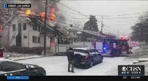 Woman, Child Die In Nutley, NJ House Fire [Video]