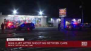 Man shot, seriously hurt in south Phoenix Saturday [Video]