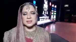 Kathak dancer stopped midway for Qawali at UP govt event [Video]