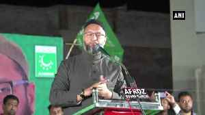 Owaisi hits out at Mohan Bhagwat's call for two-child policy [Video]