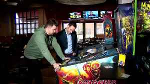 Local Pinball Wizards Prepare For Pinball State Championship [Video]