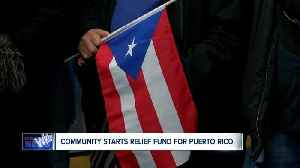 Local Latino leaders, community members team up to help natural disaster victims in Puerto Rico [Video]