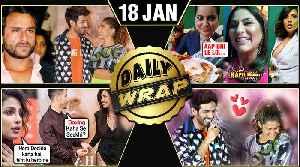 Saif DISLIKES Sara's Love Aaj Kal, Priyanka On MALE Domination, Sara Kartik's DATE | Top 10 News [Video]
