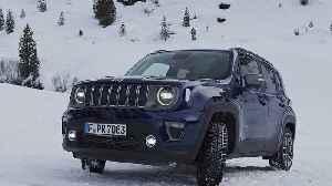 2020 Jeep Renegade Design Preview [Video]
