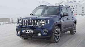 2020 Jeep Renegade Driving Video [Video]