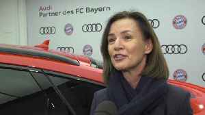 Audi and FC Bayern extend partnership until 2029 - Hildegard Wortmann [Video]
