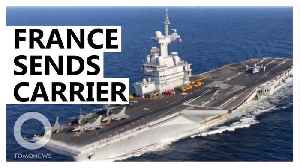 France is deploying its sole aircraft carrier to fight ISIS [Video]