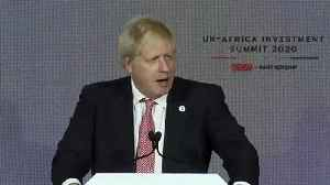 PM calls for UK to be Africa's investment partner of choice [Video]