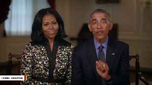Barack, Michelle Obama Tweet About Martin Luther King Jr. On MLK Day [Video]