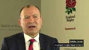 Eddie Jones announces England Six Nations squad [Video]