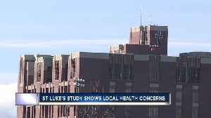 St. Luke's Study Identifies Health Concerns in the Treasure Valley [Video]
