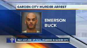 Garden City Man Charged With Second Degree Murder [Video]