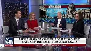 Steve Hilton unloads on Royal family drama [Video]