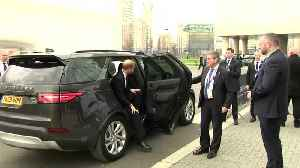 Prince Harry arrives at Africa Investment Summit in London [Video]