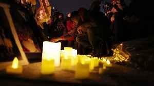 Remains Of Ukrainians Killed In Iran Plane Crash Returned Home [Video]