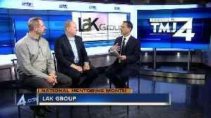 LAK Group Interview [Video]