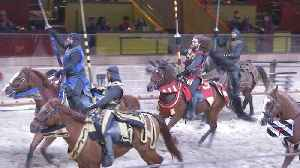 Medieval Times Dinner Brings 11th Century Spain to Life [Video]