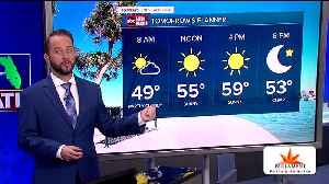 Florida's Most Accurate Forecast with Jason on Sunday, January 19, 2020 [Video]
