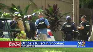 Two Police Officers Killed In Honolulu Shootout [Video]