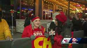 Fans emotional after Chiefs win [Video]