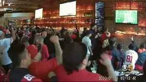 Fans Dream Of Super Bowl At 49ers Watch Party In San Jose [Video]