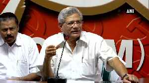 Deradicalization camps exist or not Sitaram Yechury asks to Centre [Video]