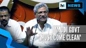 Sitaram Yechury slams Centre over CDS Gen Rawat's 'deradicalisation' remark [Video]