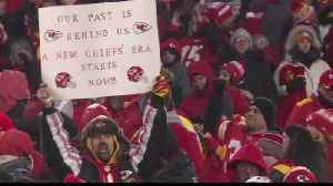 News video: Chiefs fans celebrate after team punches ticket to Super Bowl