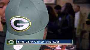 Fans were heartbroken after the Packers lost in San Francisco on Sunday. [Video]