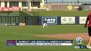 Gameday USA Junior All-American Games [Video]