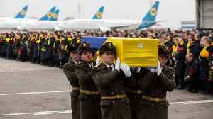 Bodies of Ukrainian victims of Iran plane crash repatriated [Video]