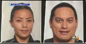 News video: Two Police Officers Shot Dead In Honolulu, Suspect Presumed Dead