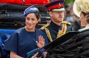 News video: Prince Harry and Meghan Markle's new arrangements 'to be reviewed in 12 months'