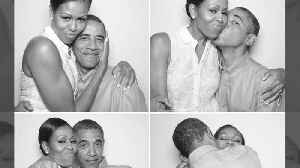 Barack Obama posts cute birthday message for wife Michelle on instagram [Video]