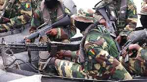 West Africa piracy: Regional navies face wave of maritime crimes [Video]