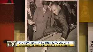 News video: Martin Luther King Jr. day celebrations being held in Detroit