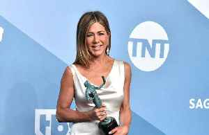 Jennifer Aniston left shaking after win [Video]